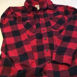 Other - Flannel Shirt 14/16